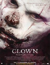 pelicula Clown (El payaso del mal) (2014)