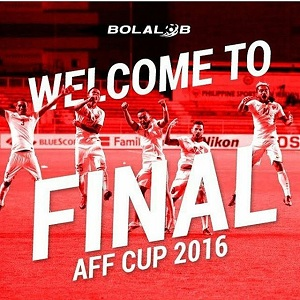 Welcome To Final AFF Cup 2016