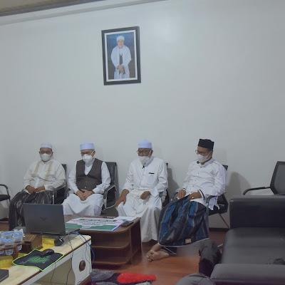 MUI Beri Apresiasi Kepada TASTAFI Aceh Atas Donasi Untuk Palestina