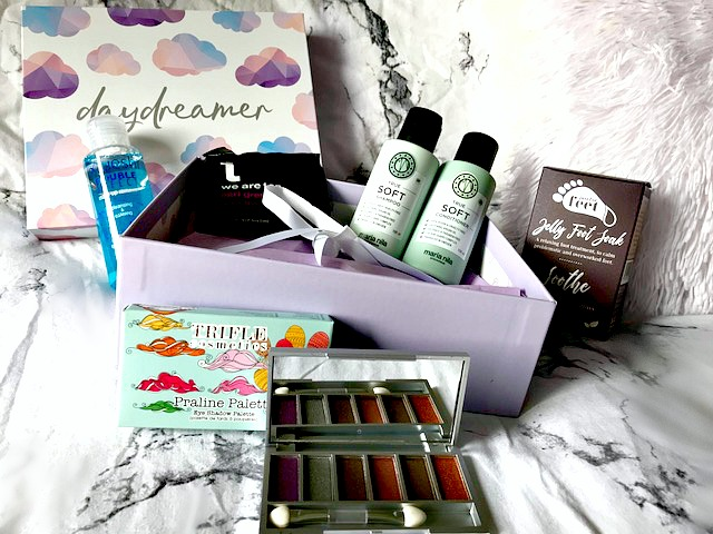 The Daydreamer Edition: May '18 Glossybox UK Review
