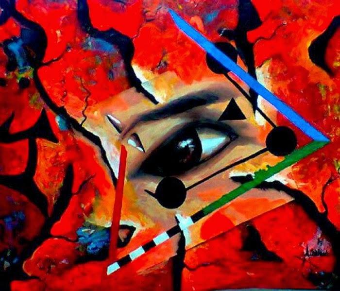 Современный мексиканский художник. Antonio Fabella