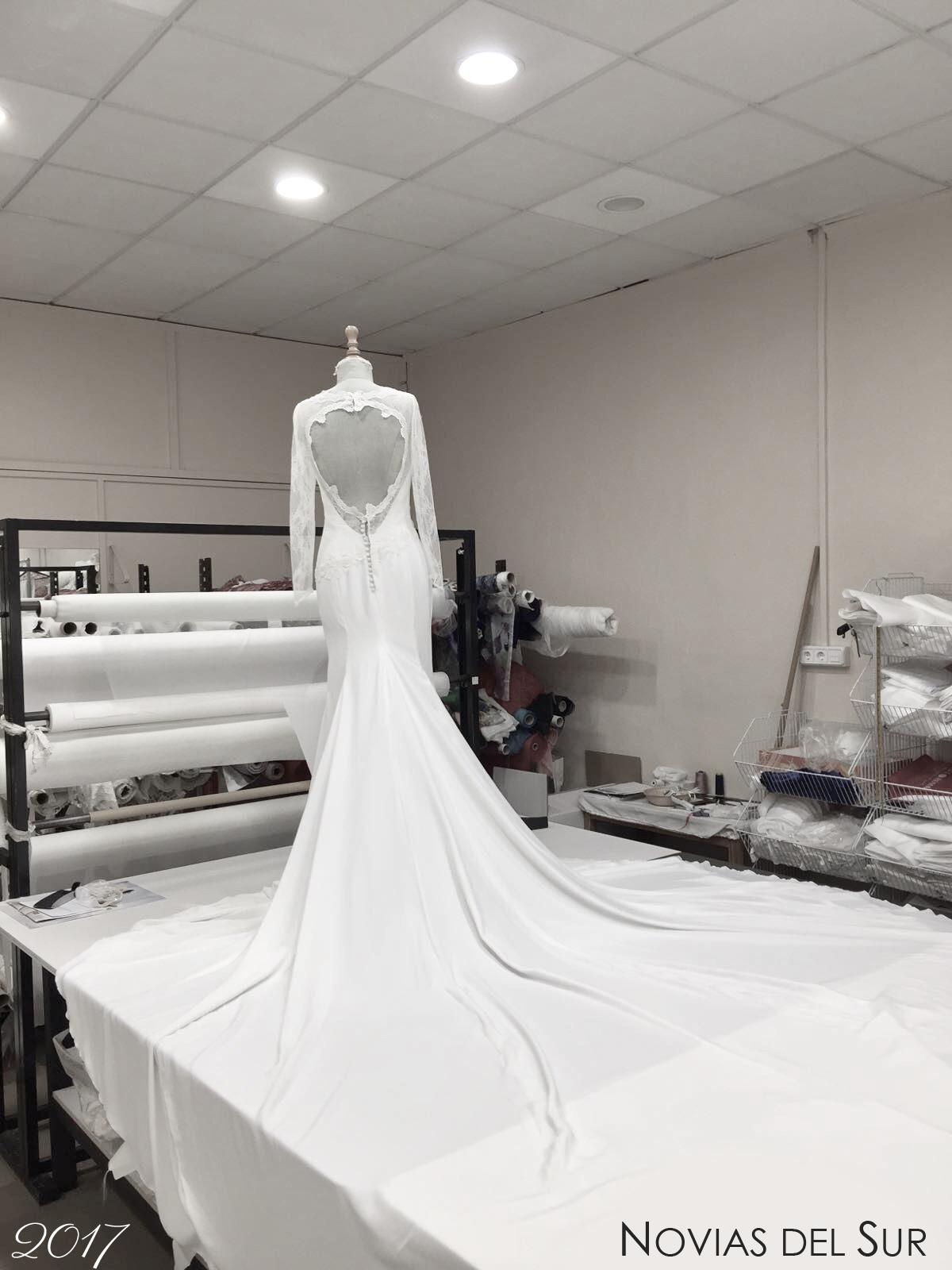 097ab5534f Fabrica de vestidos de novia en murcia - Confección a medida Murcia ...