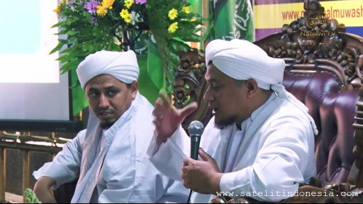 Frekuensi siaran Nabawi TV di satelit ChinaSat 11 Terbaru