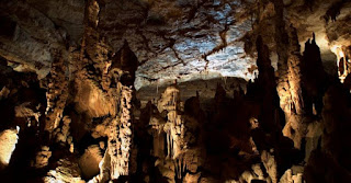 An image of Cathedral Caverns State Park, Woodville, AL