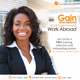 creating Digital jobs opportunities in Nigeria & Abroad – Career Insights launches their eWorkexperience platform