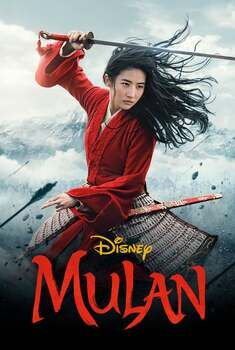 Mulan Torrent – WEB-DL 720p/1080p Dual Áudio