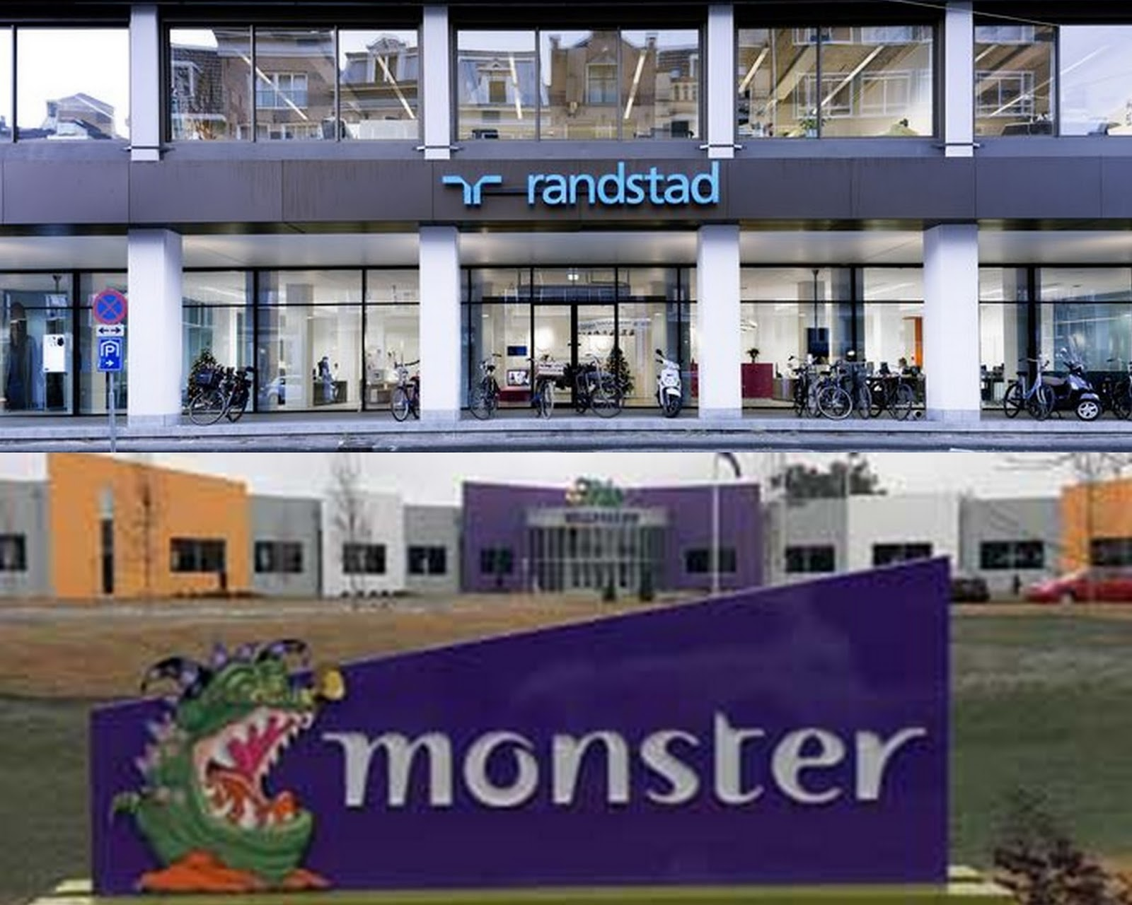 EXIN Times: Dutch Employment Agency Randstad Acquires Monster Com
