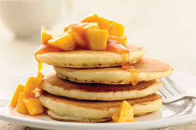 Pancake Recipe From Scratch