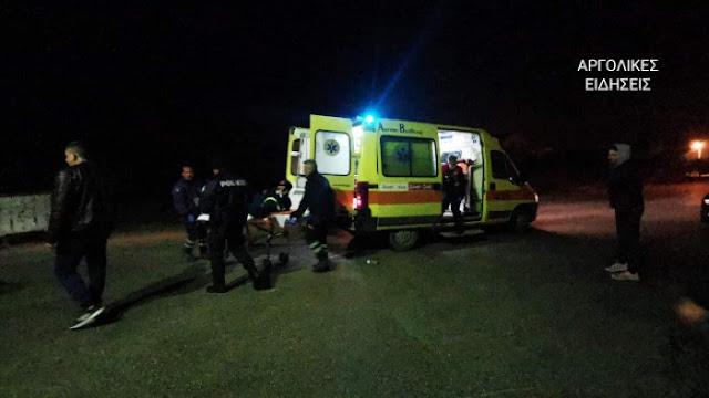 Καταγγελία για το ατύχημα του διανομέα στο Ναύπλιο
