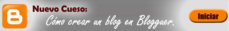 Curso de Blogguer