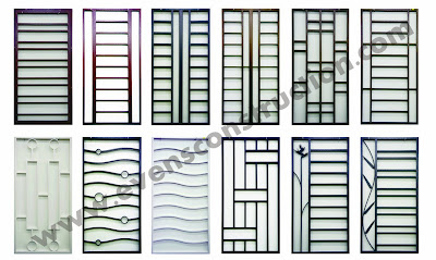 Modern Windows Grill Design For Home Flisol Home