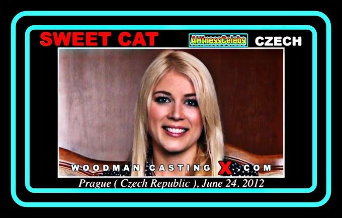 Sweet Cat sex scene - Woodman CastingX (2012) HD 720p