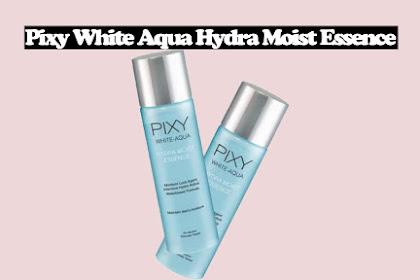 Review Pixy White Aqua Hydra Moist Essence