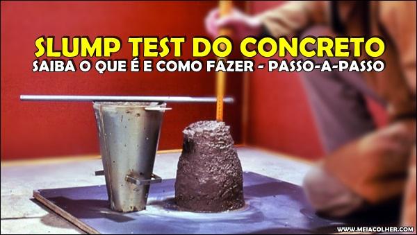 teste slump test