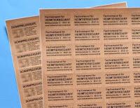 Naturpapier für Laserdrucker