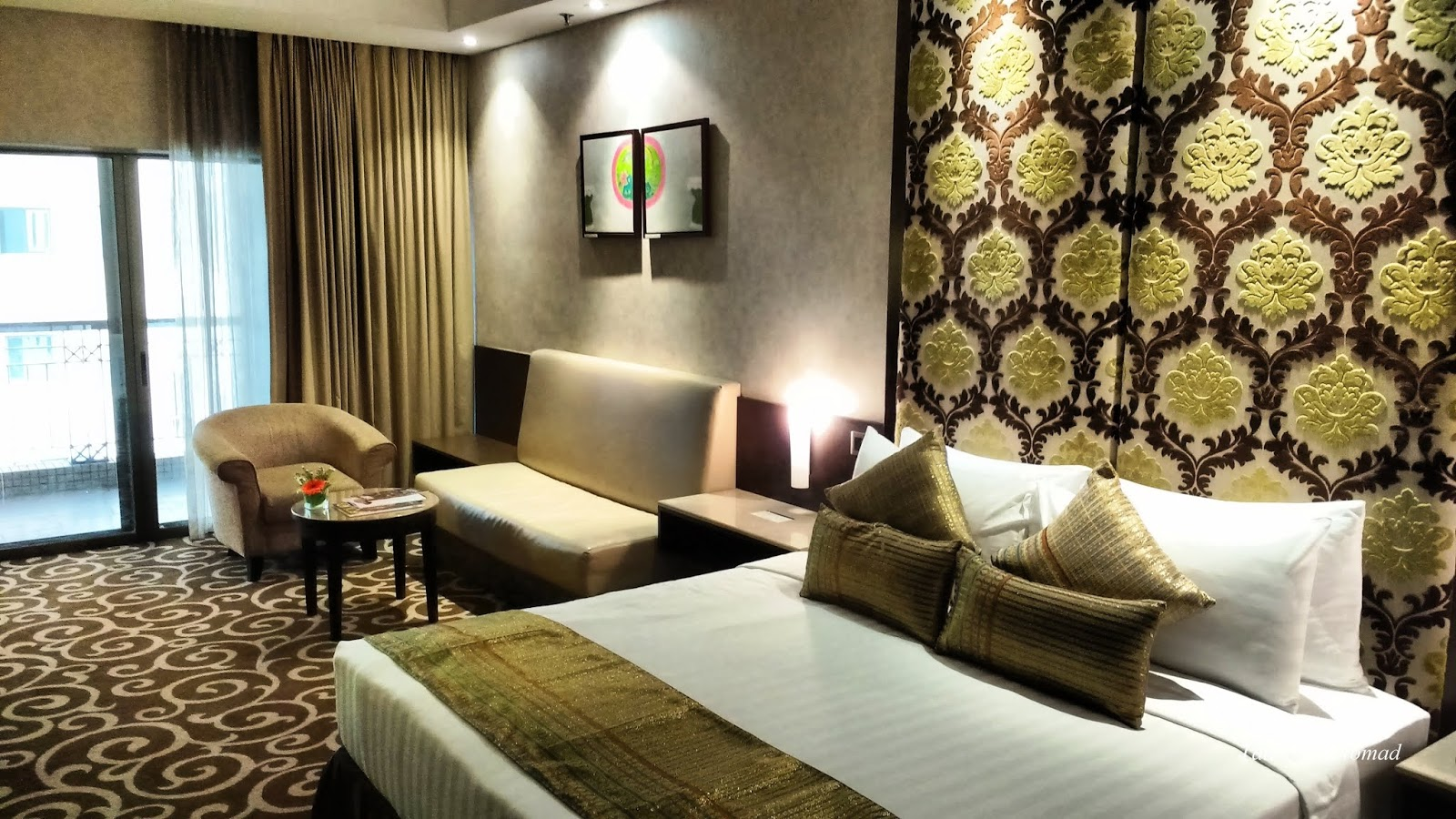 Tales Of A Nomad: Sunway Putra Hotel, Kuala Lumpur- Review