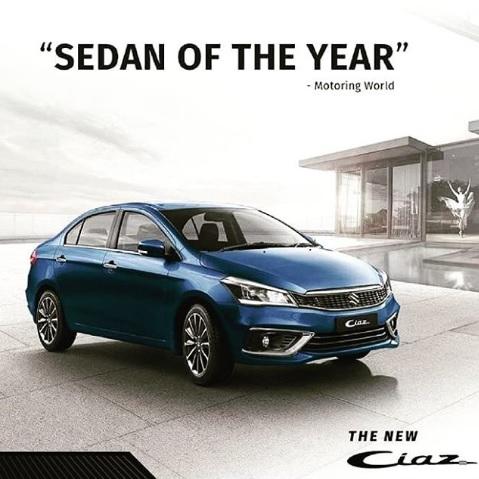 Suzuki Ciaz Terbaru