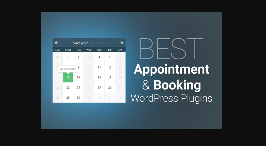 Best WordPress Appointment Booking Plugins