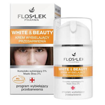 Kem Làm Trắng Da FlosLek WHITE Beauty 50ml