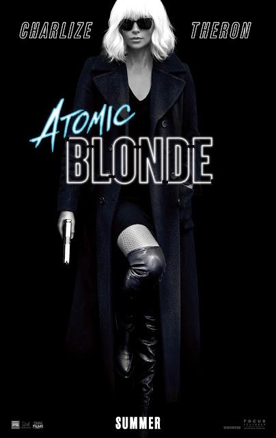 Atomica Bionda Theron