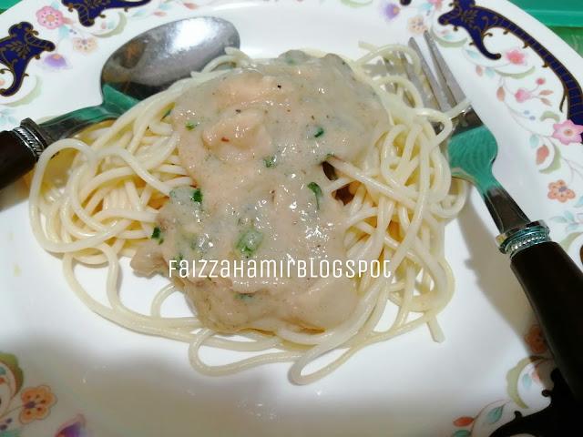 Resepi Spaghetti Carbonara Simple Bahan Campak Campak