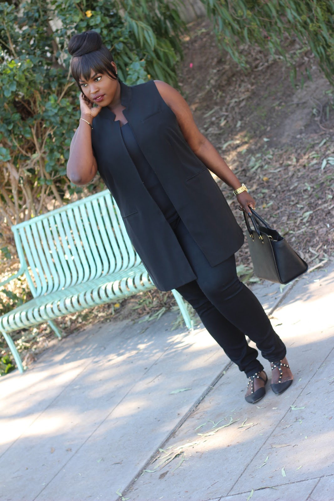 Plus Size Fashion Blogger Spotlight: Jerae of Curvyology