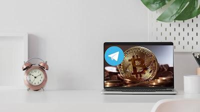 Ean Cryptocurrency in Telegram bot