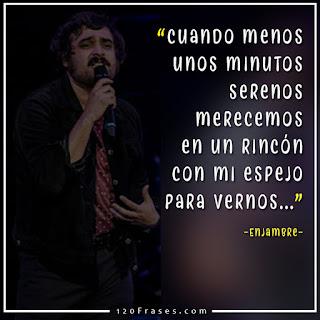 Luis Humberto Navejas Vocalista de enjambre