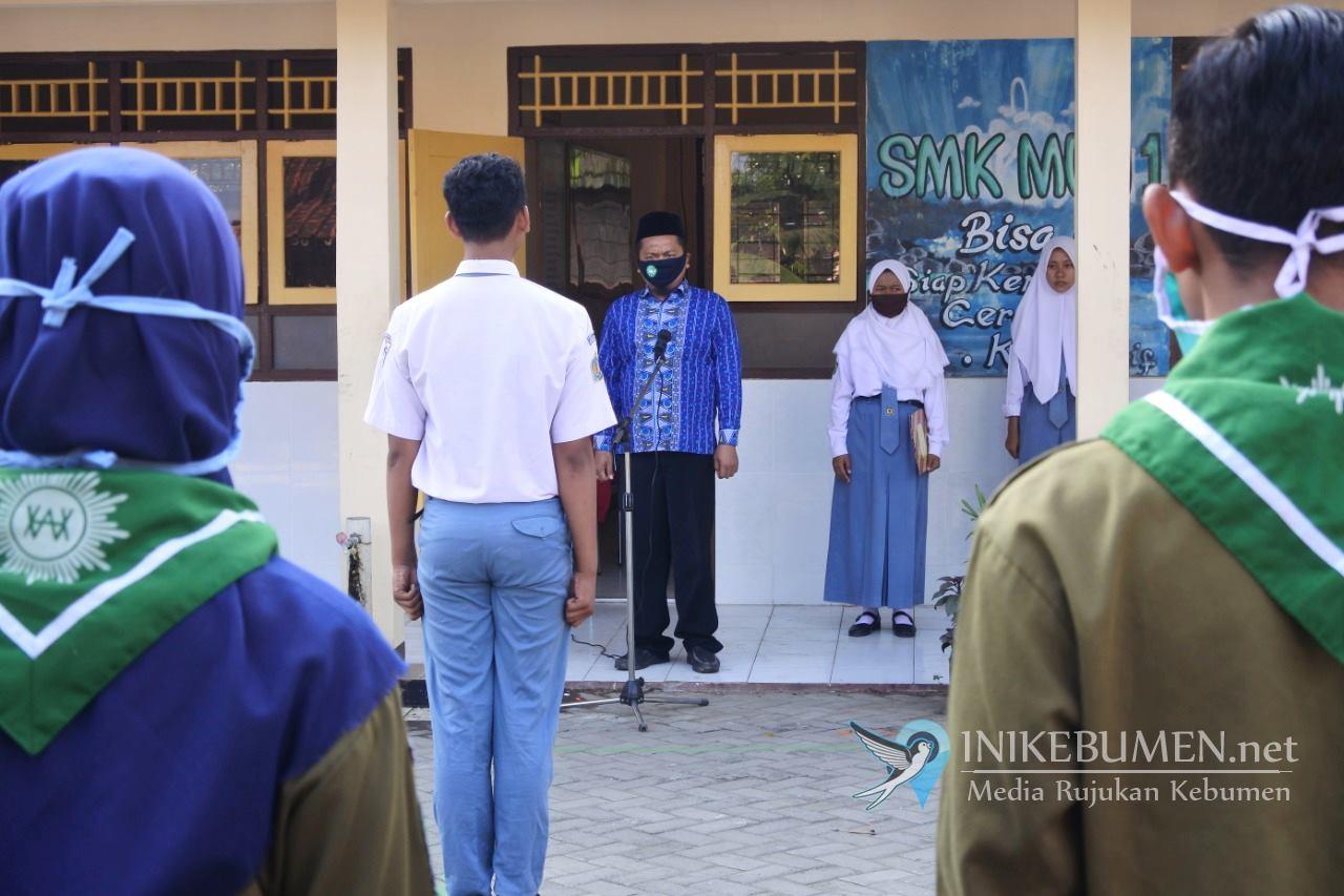 Kepala SMK Muhammadiyah Petanahan Tegaskan Watak Kader Pergerakan