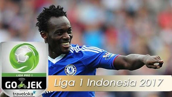 5 Pemain Dunia yang Bermain di Liga 1 Indonesia 2017