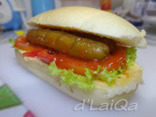 Simple Hot Dog ala Rika (2)