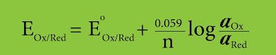 معادلة نرنست