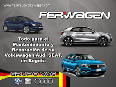 Taller Volkswagen, Audi y Seat Bogota