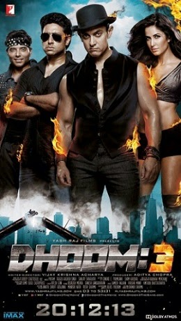 Dhoom: 3 (2013) BluRay 720p