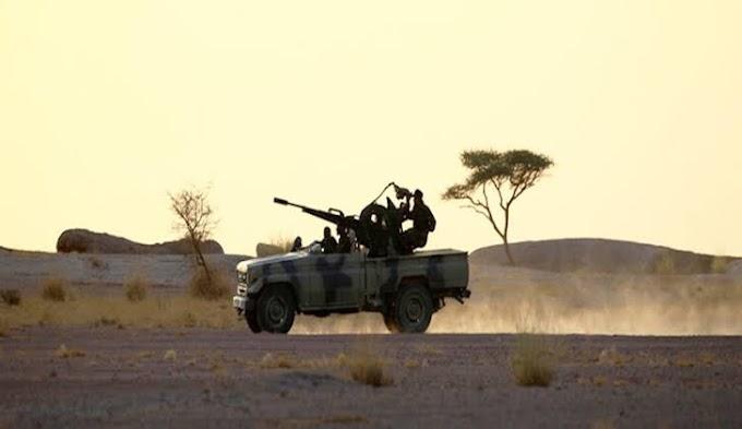 🔴 البلاغ العسكري رقم 59: مقاتلو الجيش الصحراوي يواصلون قصف على تخندقات قوات الإحتلال خلف جدار العار.