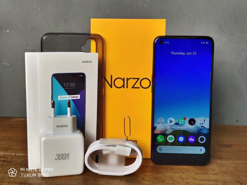 Paket Pembelian Realme Narzo