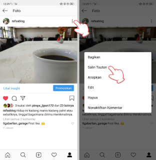 Cara Mudah Download Foto dan Video Instagram
