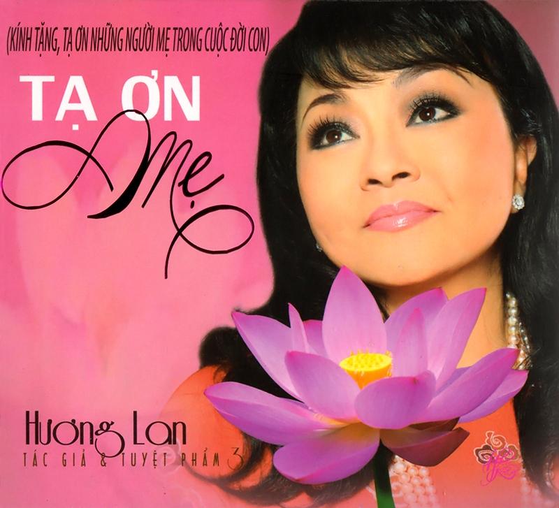 Hương Lan CD - Tạ Ơn Mẹ (NRG) + bìa scan mới