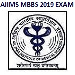AIIMS MBBS Entrance Result 2019