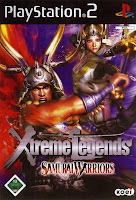 Samurai Warriors Xtreme Legends (PS2) 2005