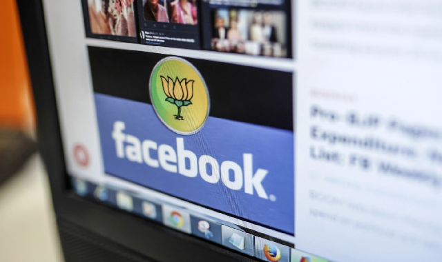 Indian executive of Facebook opposed applying rules on a political party member