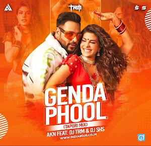 Genda Phool Remix Song Mp3 Download 320kbps DJ Trm & DJ Shs Ft. Akn