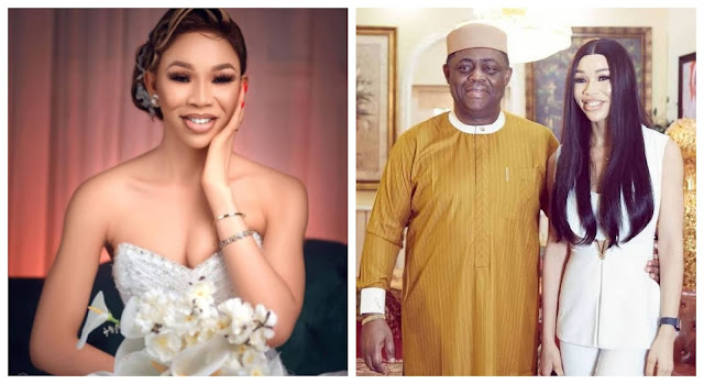My Angelicus- Femi Fani Kayode gushes on his new lover (Video)