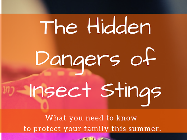 The Hidden Dangers of Insect Stings: What You Need to Know to Protect Your Family this Summer