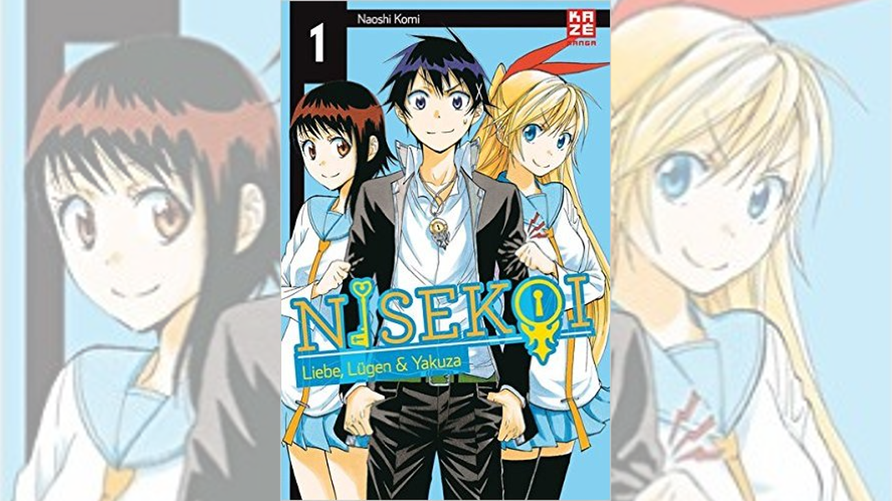 Manga Highlights 2016 Nisekoi