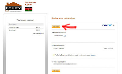 How to Withdraw Money from PayPal in Kenya image 6