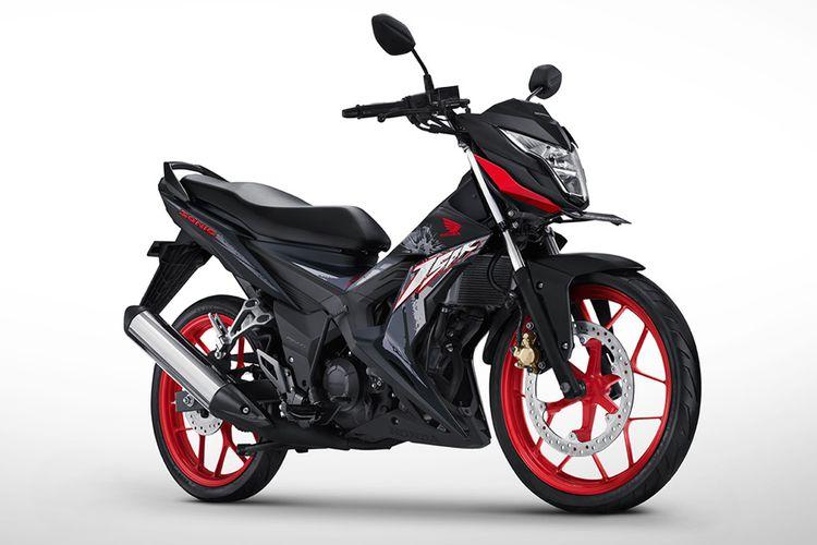 Cash dan Kredit Motor Honda Sonic Terbaru di Bogor ...
