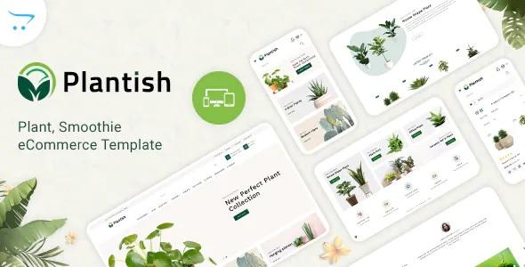 Best Plant Responsive OpenCart Theme