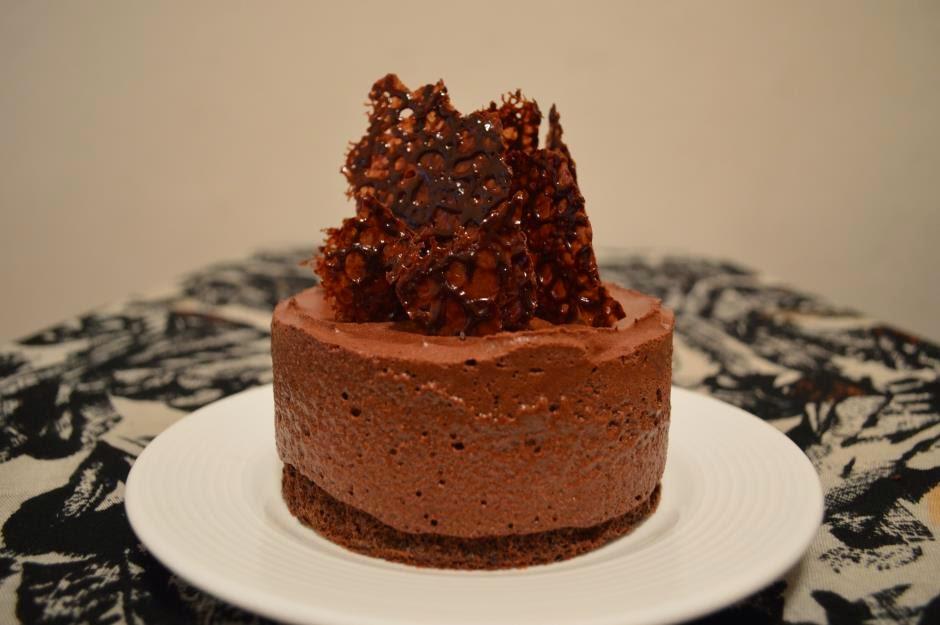 Raymond Blanc Flourless Chocolate Mousse Cake