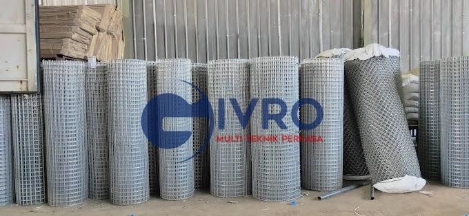 Pabrik Kawat Loket / Special Mesh PVC